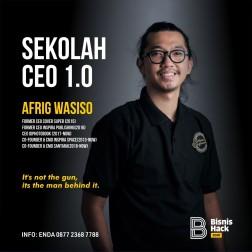Sekolah CEO 1.0 logo