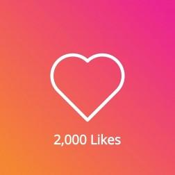 2000 Instagram Likes Pasif logo