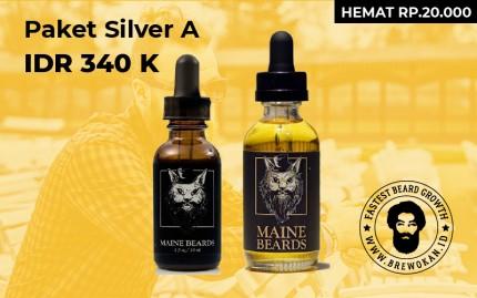 Paket Silver A (Serum + Oil) logo
