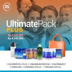 Smart Detox Ultimate Pack Plus logo