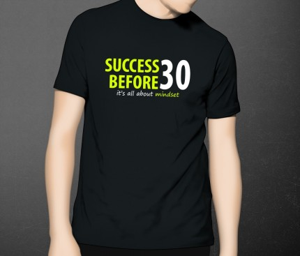 Kaos SuccessBefore30 logo
