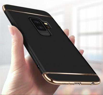 Case 3 in 1 Electroplating Xiaomi Mi A1 logo