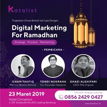 Digital Marketing Ramadhan 2019 logo