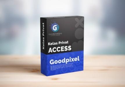 """Kelas Privat GoodpixelPro """"Exclusive Offer"""" logo"""
