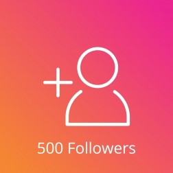 500 Instagram Followers Pasif logo