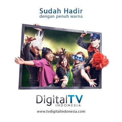 Set Top Box DVBT2 TV Digital Indonesia logo