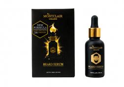 Montclair Grasse Beard Serum Paket Silver logo