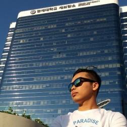 Riki Safari (Pekerja di Korea Selatan)