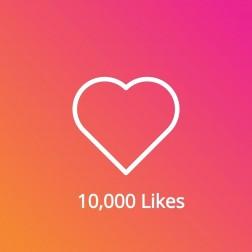 10,000 Instagram Likes Pasif logo